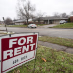 THE MEDIAN MONTHLY rent price of an apartment in the Providence metro area increased 4.1% year over year to $1,850 in the third quarter. / BLOOMBERG NEWS FILE PHOTO/ TY WRIGHT