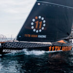 THE 11TH HOUR RACING Team has announced a strategic partnership with the French consultant company MerConcept. / COURTESY THE OCEAN RACE