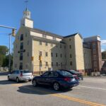 COMMERCE RI approved an increase in Rebuild Rhode Island credits by $450,000 to $2.6 million to Pawtucket Development Group for its project developing residential units at Lippitt Mill in West Warwick, pictured above. / PBN PHOTO/MARY MACDONALD
