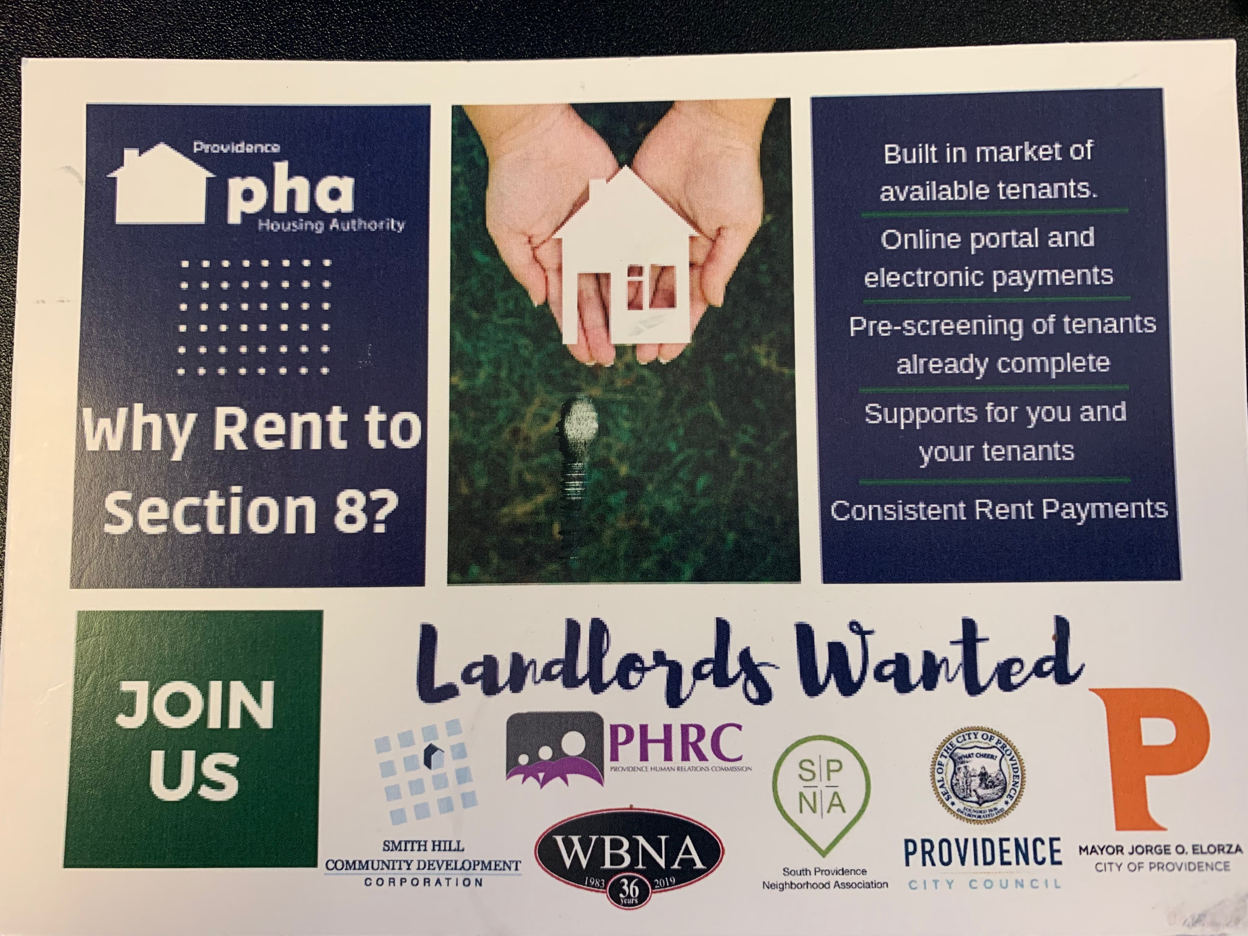 Landlord meetings in October to cover Section 8 program ...