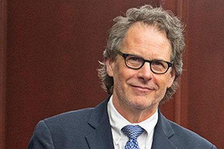 MICHAEL YELNOSKY is stepping down as dean of the Roger Williams University School of Law when his contract expires next spring. / COURTESY ROGER WILLIAMS UNIVERSITY