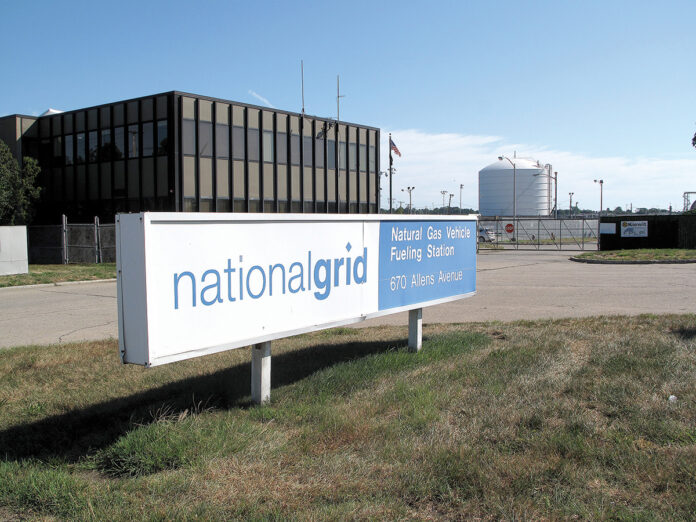 NATIONAL GRID Rhode Island's natural gas charges will decrease from current rates starting Nov. 1. The average retail customer will see a 10.9% reduction in annual gas costs. / PBN FILE PHOTO/MARK S. MURPHY