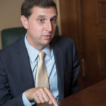 BREAKFAST TALK: R.I. General Treasurer Seth Magaziner will be part of the Eggs and Issues breakfast discussion, hosted by the Northern Rhode Island Chamber of Commerce, on Oct. 17 at Kirkbrae Country Club in Lincoln.