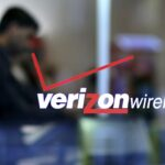 VERIZON REPORTED a profit of $5.3 billion in the third quarter, a 5.4% increase year over year. / BLOOMBERG NEWS FILE PHOTO/JIN LEE