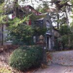 THE HOME at 288 Blackstone Blvd. in Providence has been purchased with plans for restoration. The 3-acre estate has been subdivided, with plans to develop lots facing Slater Avenue, pending final approval. / PBN FILE PHOTO/MARY MACDONALD