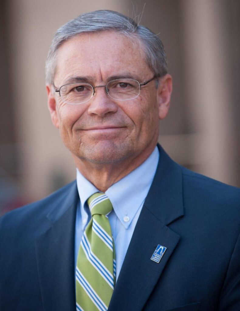 EXECUTIVE DIRECTOR of the R.I. Turnpike and Bridge Authority Earl J. Croft III will retire at the end of January. / COURTESY R.I. TURNPIKE AND BRIDGE AUTHORITY