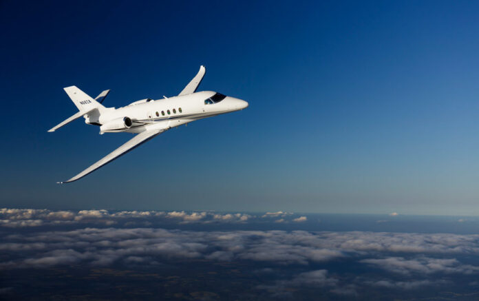 TEXTRON EARNED $220 million in the third quarter while revenues were $3.3 billion. / COURTESY TEXTRON