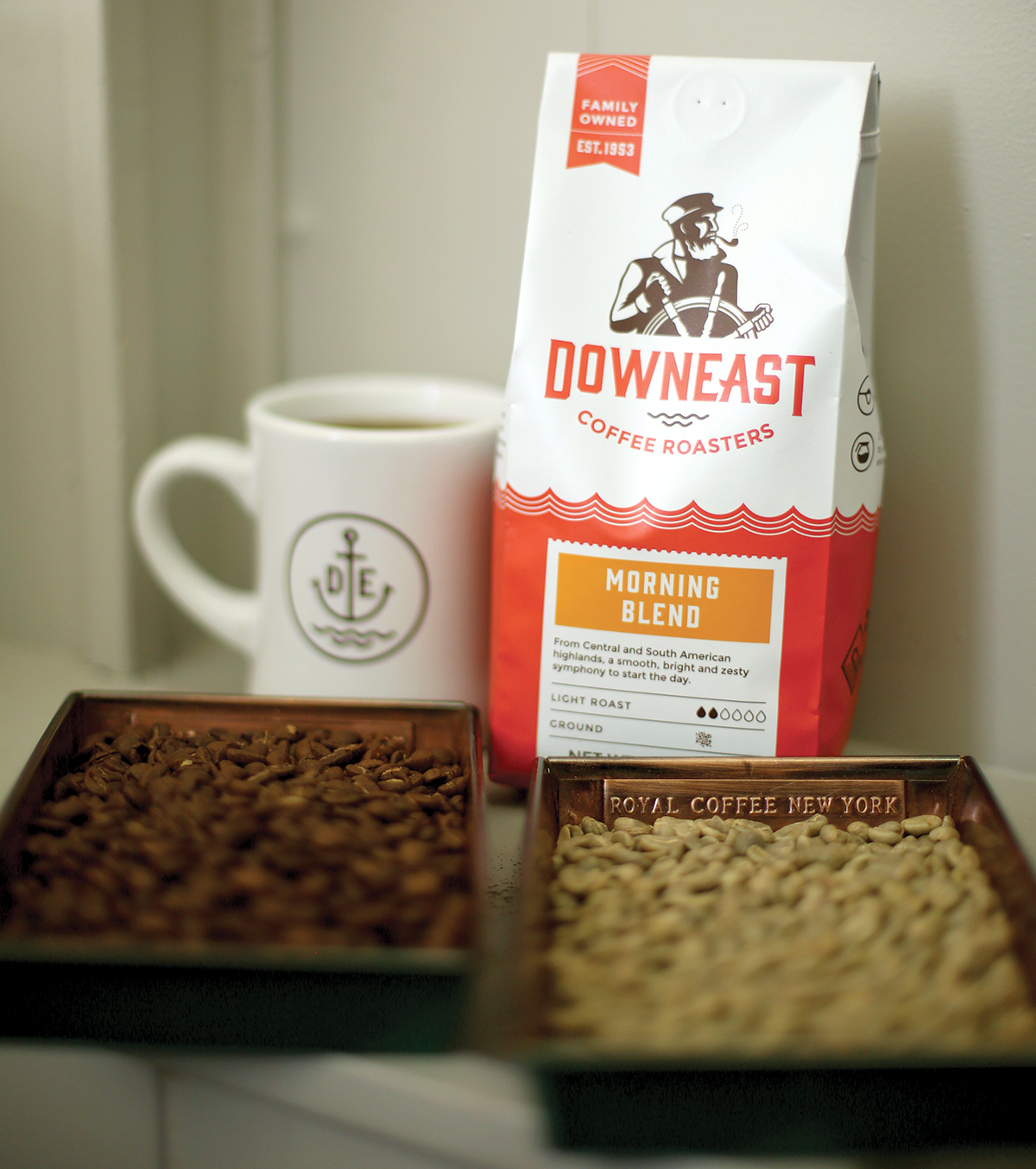 Downeast Coffee Roasters Morning Blend Providence Business News