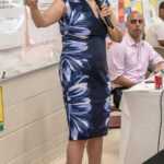 ANGELICA INFANTE-GREEN, R.I. commissioner of education, is calling on school districts statewide to develop plans to increase participation and overall scores on SATs and PSATs. / PBN FILE PHOTO/MICHAEL SALERNO