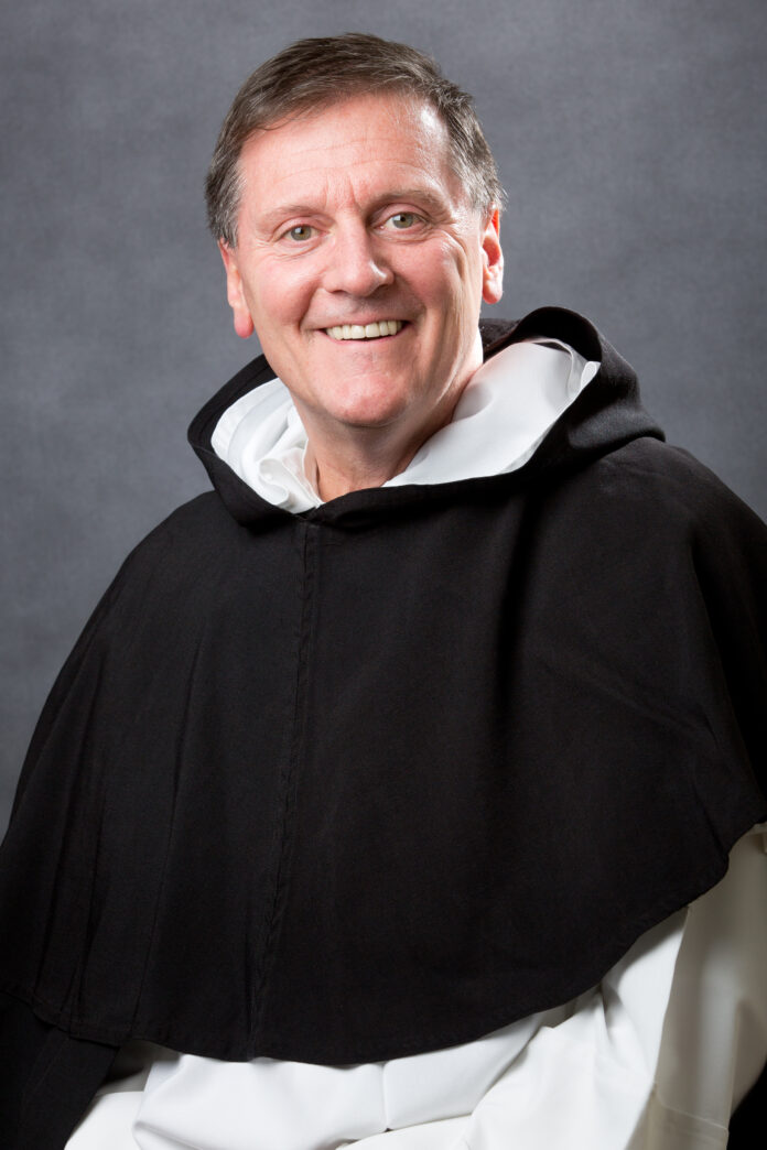 THE REV. KENNTH R. SICARD will become Providence College's 13th president on July 1, 2020. / COURTESY PROVIDENCE COLLEGE