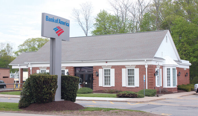 BANK OF AMERICA awarded two Rhode Island nonprofits with its Neighborhood Builders program, granting each organization $200,000 in addition to training and competitive resources. / PBN FILE PHOTO/JAMES BESSETTE