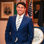 JASIEL F. CORREIA II, above, lost his reelection and will be succeeded by Paul Coogan as Mayor of Fall River. / COURTESY FALL RIVER