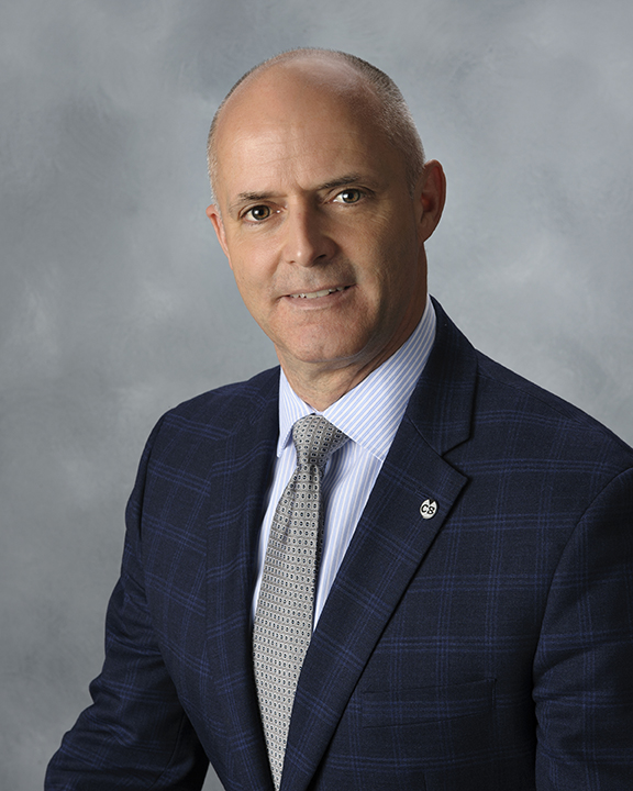 EDWARD M. LAKE is vice president and director of commercial services and government banking at Centreville Bank. / COURTESY CENTREVILLE BANK