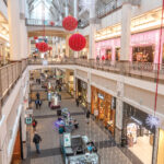SHIFTING FOCUS: Providence Place, pictured above, and other local malls are increasingly focusing on unique retailers, events and entertainment to lure customers. / PBN FILE PHOTO/MICHAEL SALERNO