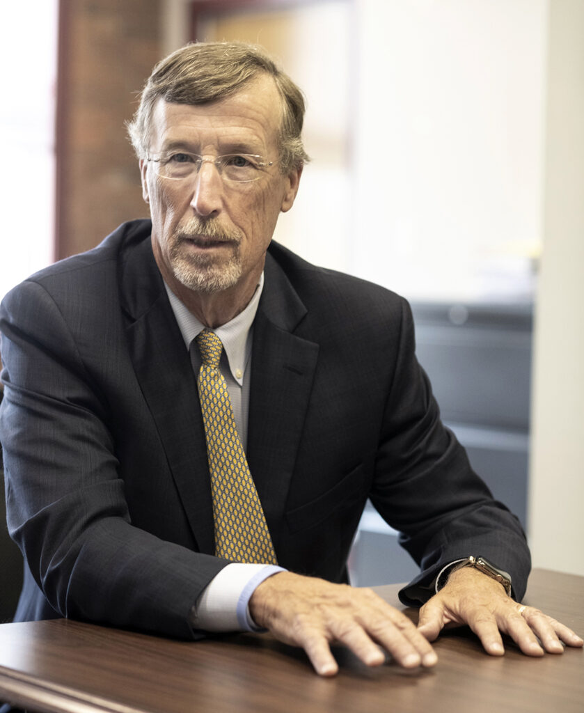 MERGER TALK: Dr. James E. Fanale, Care New England Health System CEO and president, is still interested in a merger with Lifespan Corp., but only with the involvement of Massachusetts-based Partners HealthCare, which recently changed its name to Mass General Brigham. / PBN FILE PHOTO/MICHAEL SALERNO