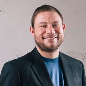 THE CAPITAL GOOD FUND has received a three-year $665,000 grant from the U.S. Treasury. Above, CGF founder and CEO Andy Posner. / COURTESY CAPITAL GOOD FUND