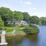 THE PROPERTY AT 970 Gilbert Stuart Road in North Kingstown sold for $1.9 million. / COURTESY MOTT & CHACE SOTHEBY'S INTERNATIONAL REALTY