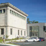 THE FRANKLIN Library has received an award from the AIA Rhode Island. /COURTESY LLB ARCHITECTS.