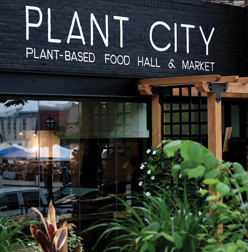 BRANCHING OUT: The Greater Providence Chamber of Commerce will host a networking event at the Double Zero Restaurant at Plant City in Providence on Jan. 7. / COURTESY 