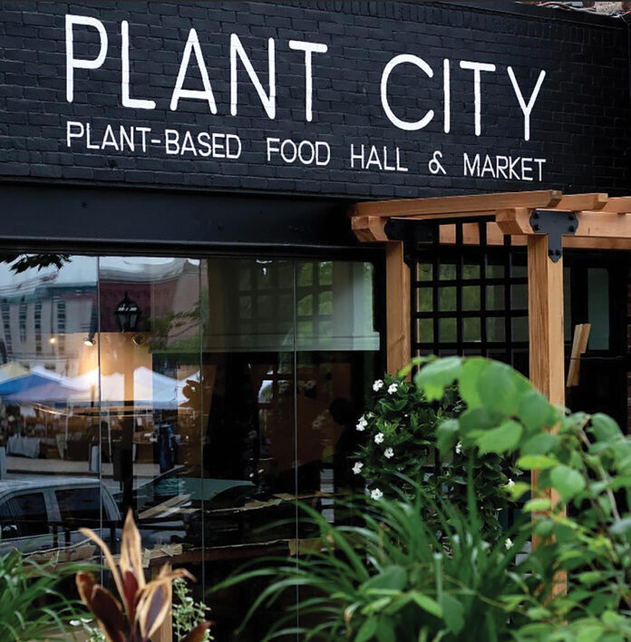 BRANCHING OUT: The Greater Providence Chamber of Commerce will host a networking event at the Double Zero Restaurant at Plant City in Providence on Jan. 7. / COURTESY PLANT CITY