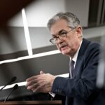 "MINUTES OF the Dec. 10-11 Federal Open Market Committee show officials said their monetary policy was likely to remain appropriate ""for a time"" despite potential risks. Above, Federal Reserve Chairman Jerome Powell. / BLOOMBERG NEWS FILE PHOTO/ANDREW HARRER"